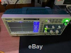 Digital Storage Oscilloscope 2 Canaux 100mhz 1gsa / S Inm Dso5102p Royaume-uni