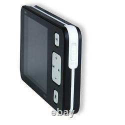 Ds0211 Mini 2-ch Digital Storage Oscilloscope Portable Scope MCX Probe Black