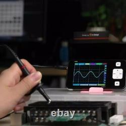 Ds211 Oscilloscope Numérique Ocilloscope Professionnel De Stockage 200khz Inspection