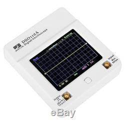 Dso112a 2mhz 5msps Usb Pocket Digital Storage Oscilloscope Tft Écran Tactile X1n7
