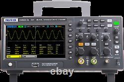 Dso2c15 Oscilloscope De Stockage Numérique 150mhz Bandwidth Dual Channel 1gsa/s