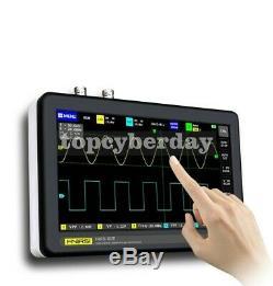 Dual Channel Digital Storage Oscilloscope 100mhz Bande Passante 1gs Sample Rate Nouveau