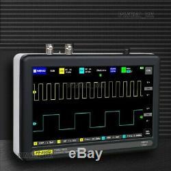 Dual Channel Oscilloscope De Stockage Numérique Oscilloscope 100mhz Bande Passante 1gs