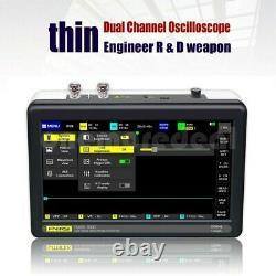 Dual Channel Oscilloscope Digital Storage Oscilloscope 100mhz Bande Passante 1gs Fft