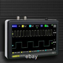 Dual Channel Oscilloscope Stockage Numérique Oscilloscope 100mhz Bande Passante 1gs