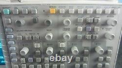 Fluke Pm3382a Oscilloscope De Stockage Numérique/analogique 100 Mhz 200ms/s 4ch