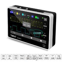 Fnirsi 1013d Oscilloscope De Stockage Numérique Ultra-mince 2ch 100mhz Bande Passante 1gsa/s