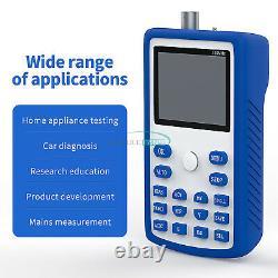 Fnirsi-1c15 2.4 Oscilloscope Numérique 110mhz Bandwidth Waveform Storage Handheld