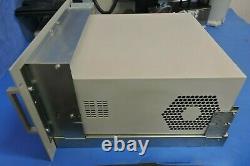 Gould Classique 6000 Digital Storage Oscilloscope 200 Mhz Avec Montage En Rack Support