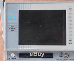 Gould Datasys 7200 4ch Stockage D'enregistrement Numérique 200mhz 100msa Oscilloscope / S