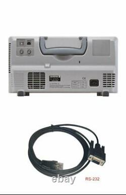 Gw Instek Digital Storage Oscilloscope 2channel 1 Gsa/s Échantillonnage Maximum 100mhz