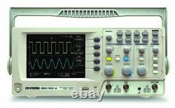 Gw Instek Gds-1052-u 5.7 Couleur Affichage Numérique Stockage LCD Avec Oscilloscope