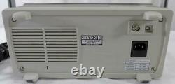 Gw Instek Gds-1102a-u 5,7 100 Mhz Couleur LCD Digital Storage Oscilloscope