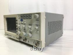 Gw Instek Gds-2062 Oscilloscope De Stockage Numérique 60mhz 1g Sa/s 2-ch #7256