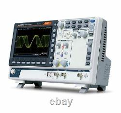 Gw Instek Gds-2102e Oscilloscope De Stockage Numérique 100mhz 2 Canal 1gs/s Dso Vpo
