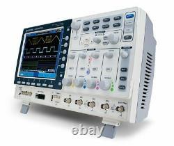 Gw Instek Gds-2104a Oscilloscope De Stockage Numérique 100mhz 4 Canal 2gs/s Dso Vpo