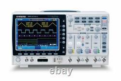 Gw Instek Gds-2204a Oscilloscope De Stockage Numérique 200mhz 4 Canal 2gs/s Dso Vpo