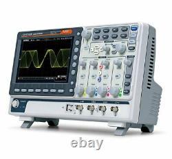 Gw Instek Gds-2204e Stockage Numérique Oscilloscope 200mhz 4 Canal 1gs/s Dso Vpo