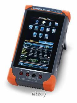 Gw Instek Gds-320 Stockage Numérique Oscilloscope 200mhz Dso 2 Canaux 1gs/s DMM
