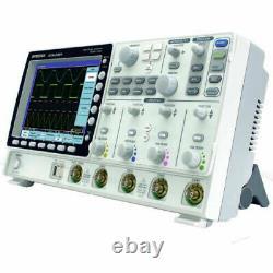 Gw Instek Gds-3504 Visuel Persistance Stockage Numérique Oscilloscope 500mhz Dso