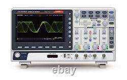 Gw Instek Mso-2104ea Digital Storage Oscilloscope 4ch 100mhz 16ch Logic Analyzer