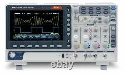 Gw Instek Oscilloscope De Stockage Numérique Gds-1054b, 4 Canaux, 1 Gsa/s Maximum