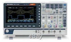 Gw Instek Oscilloscope De Stockage Numérique Gds-1104b 100mhz Dso 4 Channel