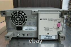 HP 54615b 500mhz 1gsa/s Module D'oscilloscope Numérique Avec 54659b Module De Mesure/stockage