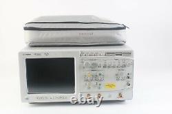 HP Agilent Infiniium 54810a 500mhz 1gsa/s Oscilloscope De Stockage Numérique Avec Acc