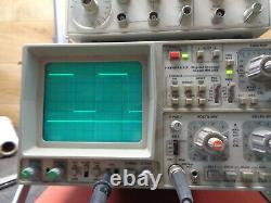 Hameg Digital Storage Oscilloscope Hm208 Avec Bus Gpib 20mhz H24hg668