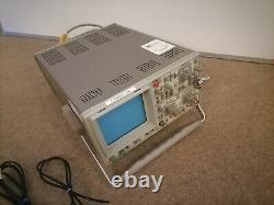 Hameg Hm205-3 Stockage Numérique Oscilloscope 2 Canaux Dc-20mhz Trigger Dc-40mhz