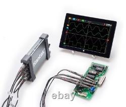Hantek6254bc Digital Storage Oscilloscope 250mhz Waveform Record Replay Fonction