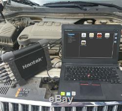 Hantek 1008c 8ch Pc Sac Usb Numérique Diagnostic Automobile Oscilloscope Stockage +