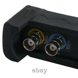 Hantek 6022be Pc Usb Stockage Portable Oscilloscope 48msa/s 20mhz 2 Ch
