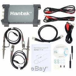 Hantek 6104bd Générateur 100mhz 4ch Usb De Stockage Numérique Oscilloscope 1gsa / S Pc