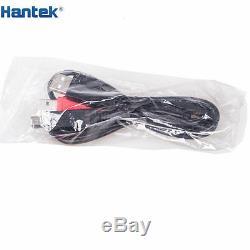 Hantek 6204bc Pc Usb Basée Sur Le Stockage Numérique Oscilloscope 4 Canaux 200mhz 1gsa / S