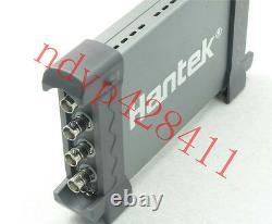 Hantek 6254bc Oscilloscope De Stockage Numérique Usb 250mhz 1gsa/s 4 Canaux Tz Y5q9
