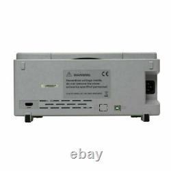 Hantek 80-250mhz Oscilloscope Numérique 4ch 1gs/s +64k Stockage Numérique + Ext + DVM