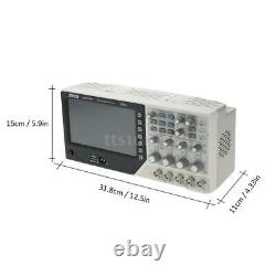 Hantek Digital Oscilloscope80-250mhz 4ch 1gs/s +64k Stockage Numérique + Ext + DVM