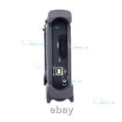 Hantek Digital Pc Usb Storage Oscilloscope 4 Canaux 70mhz 1gsa/s 8bits 64k