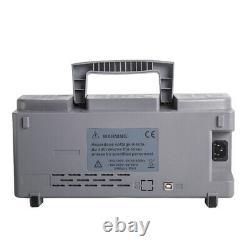 Hantek Dso2c15 Oscilloscope De Stockage Numérique 2ch 150mhz 1gs/s 7 In Tft Display