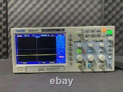 Hantek Dso5072p Oscilloscope De Stockage Numérique 2ch 70mhz 1gsa/s 7 Tft Ac100-240v