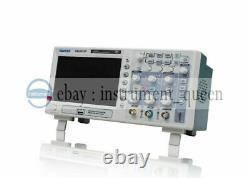 Hantek Dso5072p Oscilloscope De Stockage Numérique Scopemeter 40k 1gsa/s 70mhz
