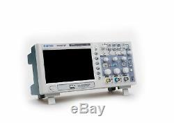 Hantek Dso5102p 2ch 2chanel Oscilloscope Numérique 40k Usb De Stockage 1gsa / S 8 Bits