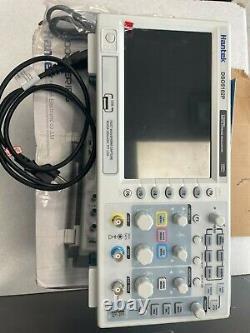 Hantek Dso5102p Oscilloscope De Stockage Numérique