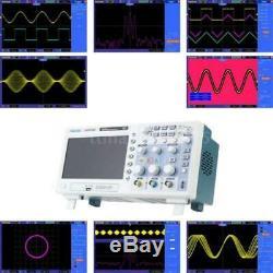 Hantek Dso5102p Oscilloscope Numérique Usb De Stockage 100mhz 1gsa / 40k De 2ch 2chanel
