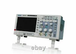 Hantek Dso5102p Stockage Usb 2 Canaux 100mhz 1gsa/s Digital- Oszilloskop 40k