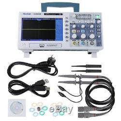 Hantek Dso5102p Usb De Stockage Numérique Oscilloscope 2 Canaux 100mhz 1gsa / S