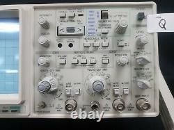 Hitachi Vc-6545 Stockage Numérique Oscilloscope 100mhz / 2 Canal