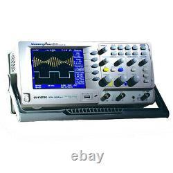 Instek Gds-1102a-u 100mhz, 2ch, 250msa / S, Oscilloscope À Mémoire Numérique